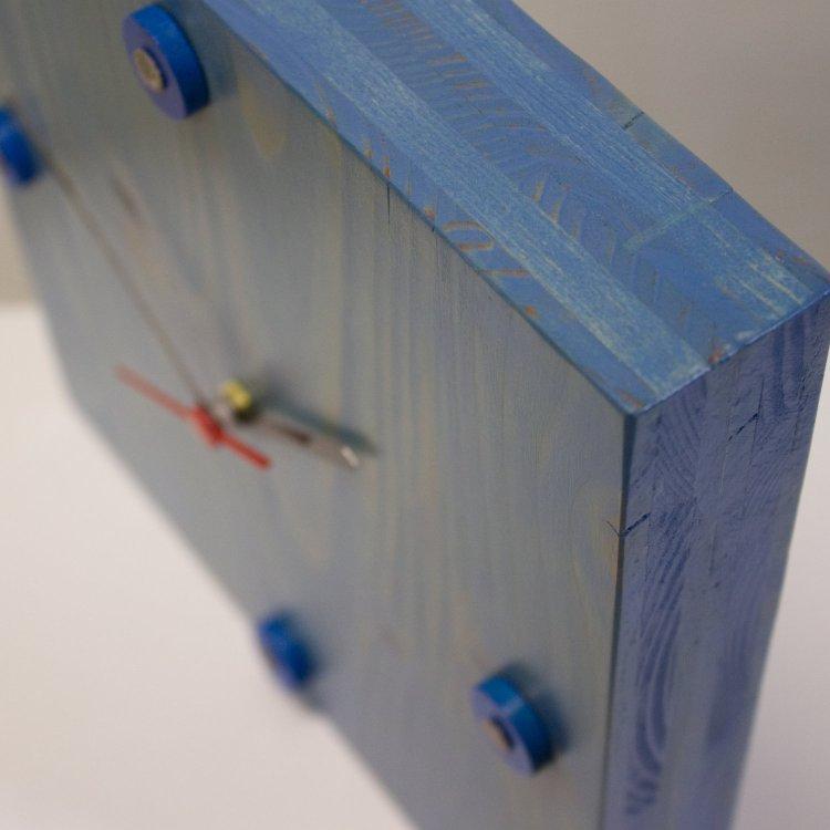 Klokje blauw, douglas grenenhout