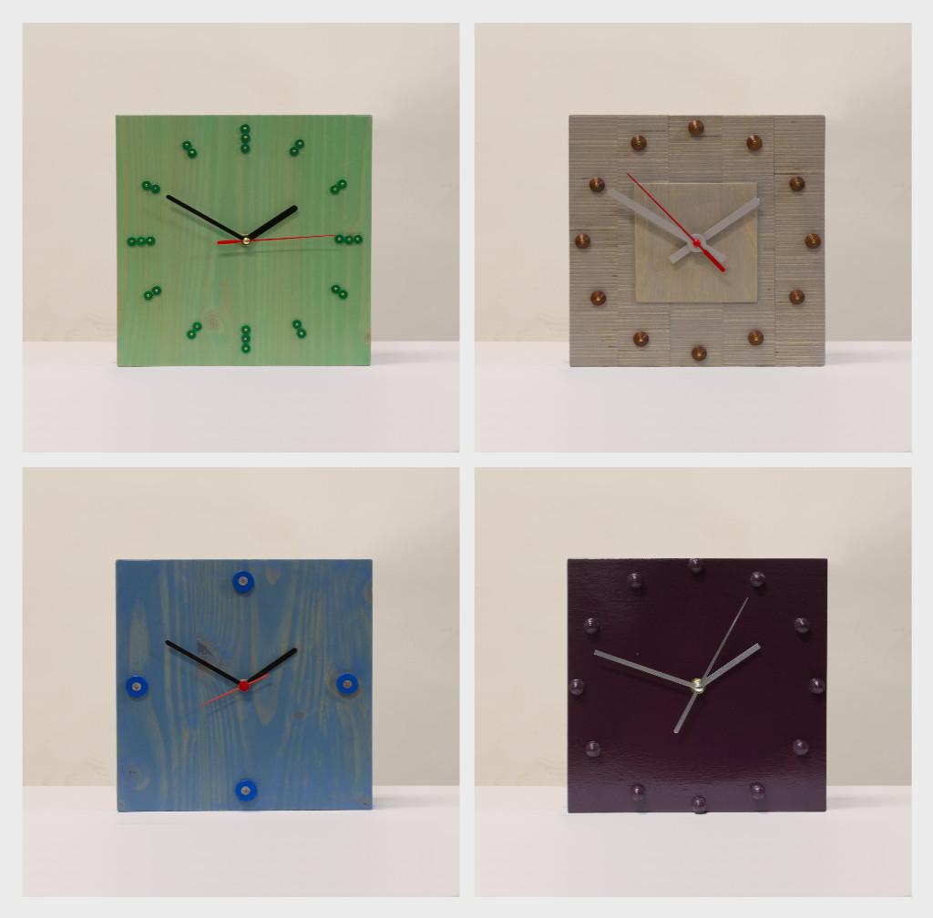 Vier klokken