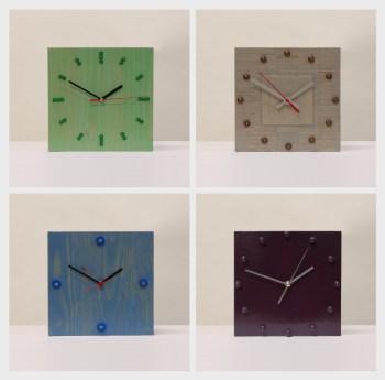 Vijf nieuwe klokjes