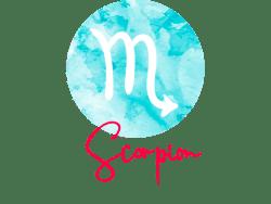 Scorpion : extension vidéo signe astro