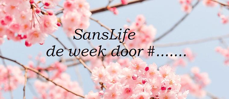 foto's sanslife de week door..
