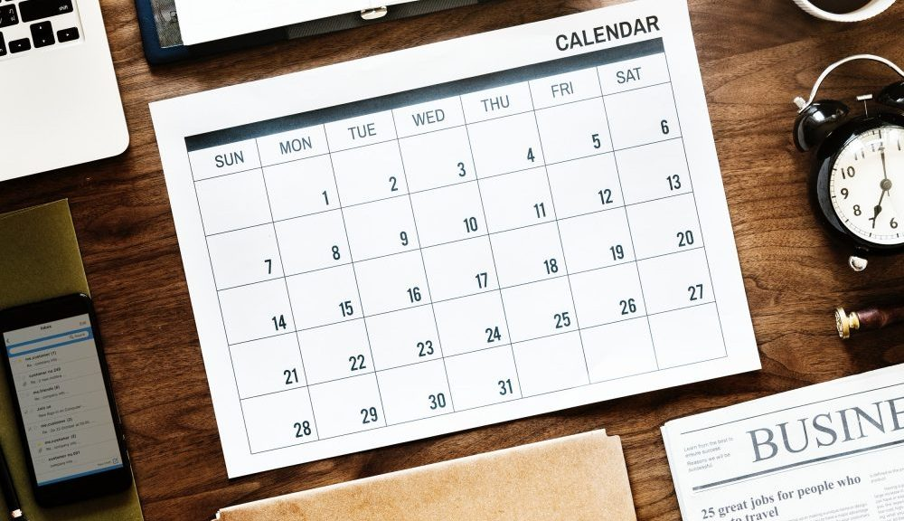 contentkalender vullen
