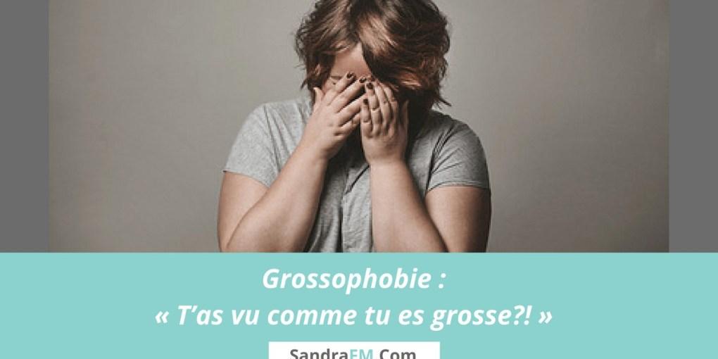 Grossophobie, stigmatisation, obesite, surpoids, grosse, gros, discrimination