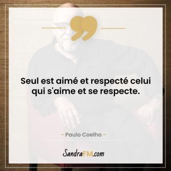 Fatigue et envie d'abandonner entrepreneure Sandra FM Paulo Coelho