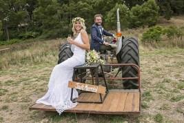 matrimonnio en la granja