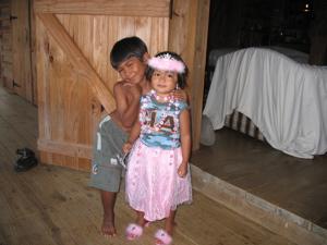 Sam and Princess Cj of theCIA