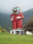 Diablo de Yare, parque temático Venezuela de antier.