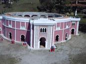 Réplica Plaza de toros de Maracay. Parque temático La Venezuela de antier.