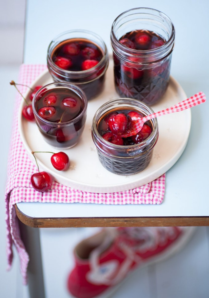 Délice de Cherry Jelly