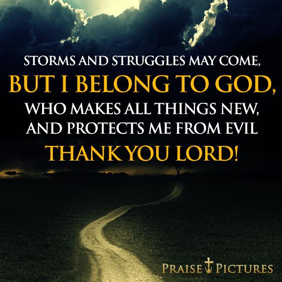 I Belong to God!