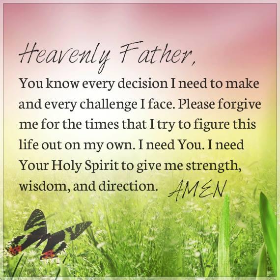 Pray with me...