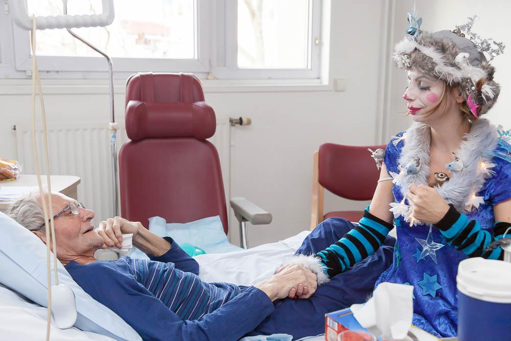 Sandra Meunier Anabelle neztoile hôpital soins palliatif