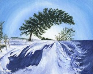 Winters Toll Acrylic on Canvas 8