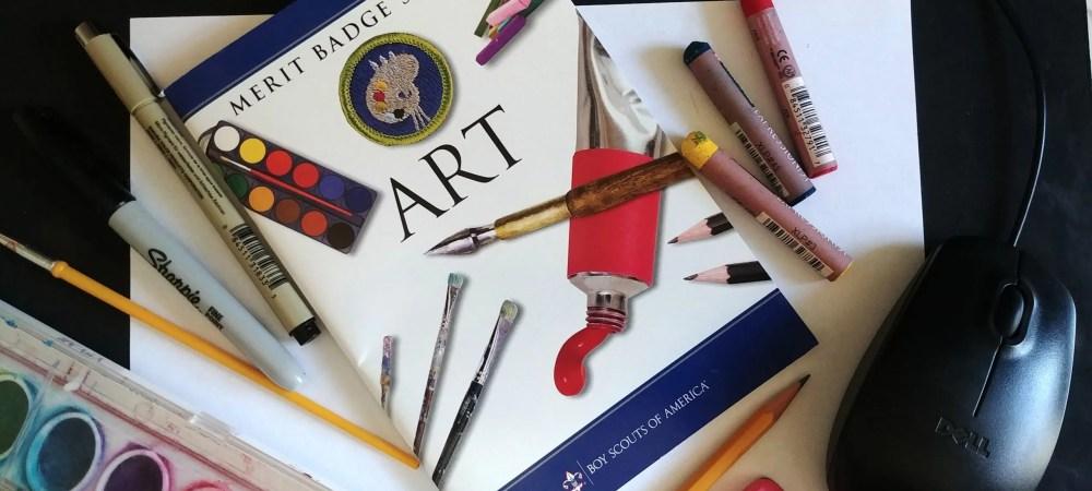 Art Merit Badge