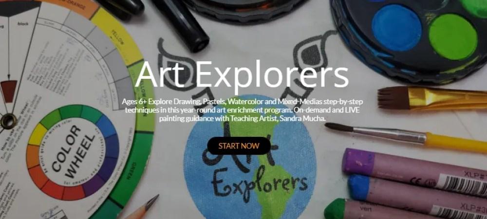art enrichment program