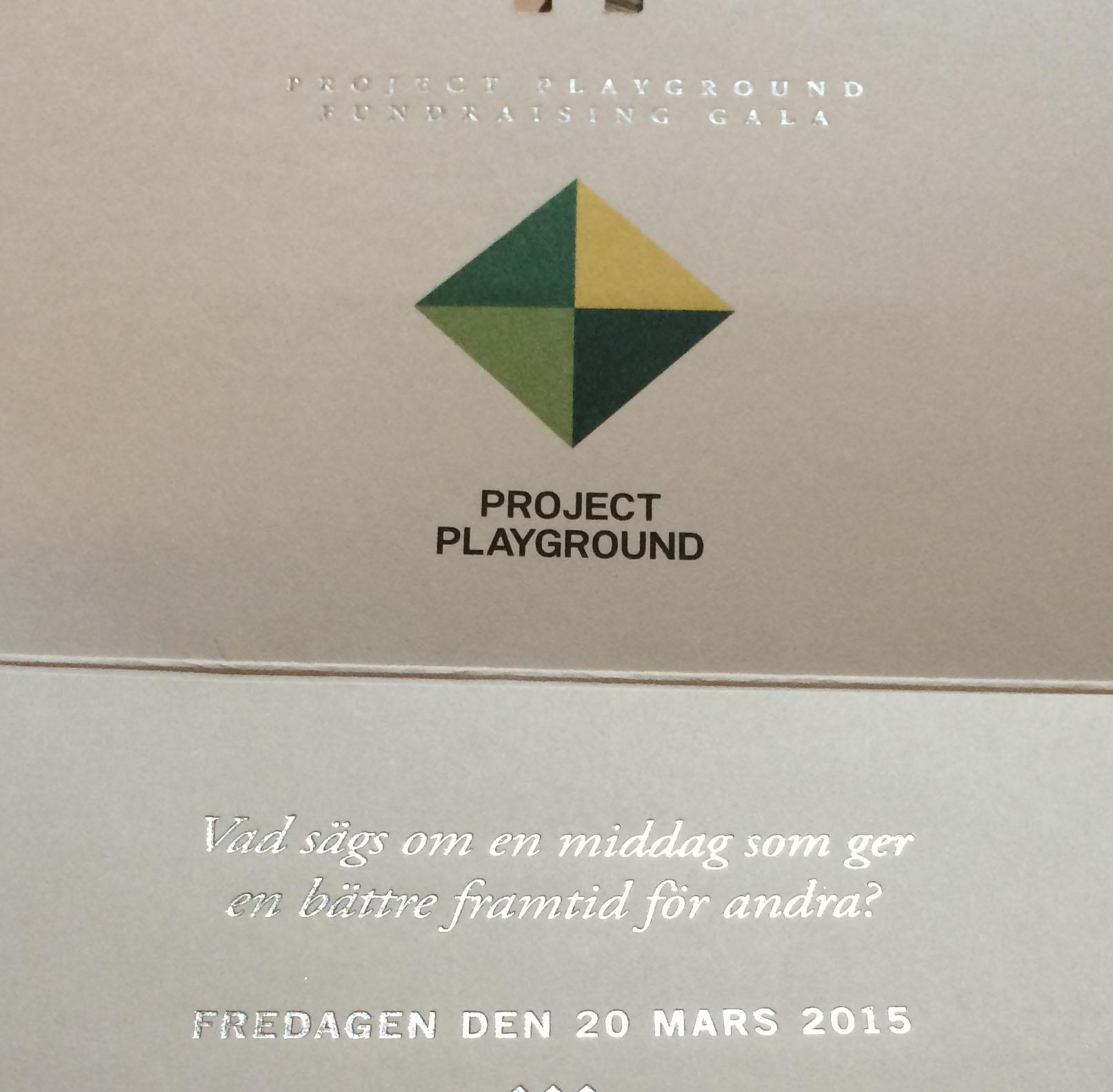 Invite project playground