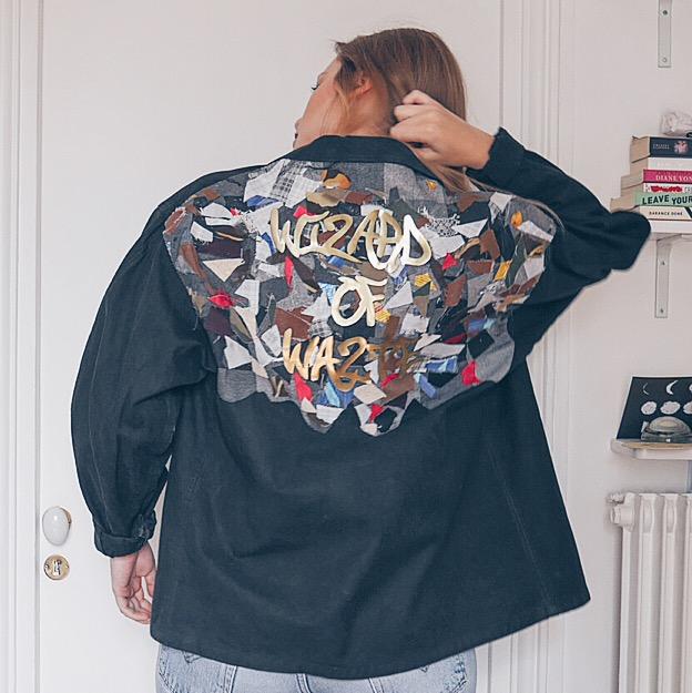 Upcycling jacket