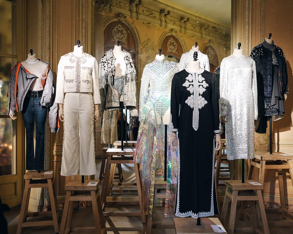 swarovski vogue fashion festival collection