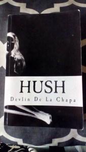 HUSH original book cover