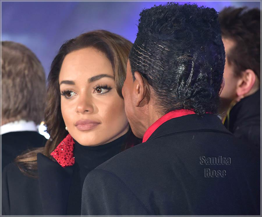 Jermaine Jackson Amp Maday Velazquez In Berlin Sandra Rose