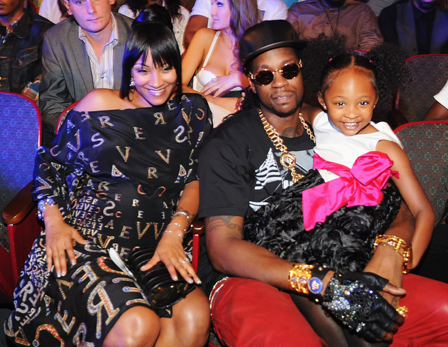 2 Chainz And Kesha Ward Getting Married Again This Weekend