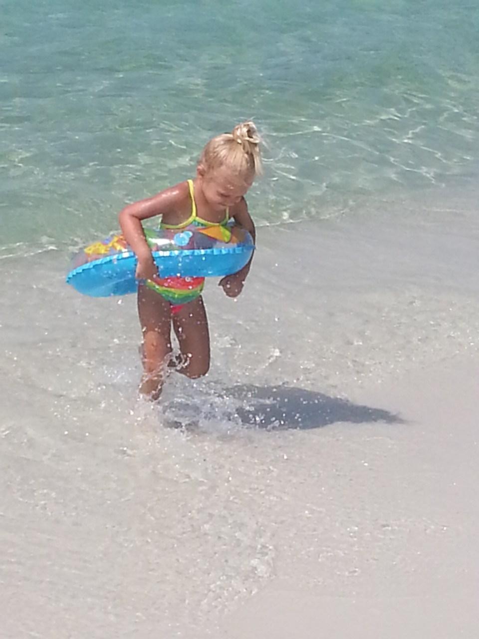 Gdubs beach