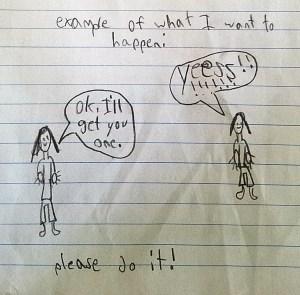 kids letter