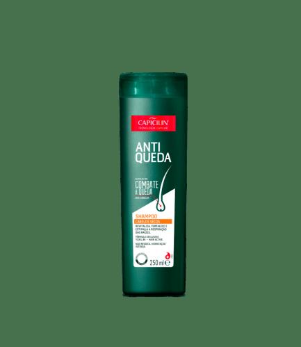 Antiqueda Shampoo Para Pelo Seco