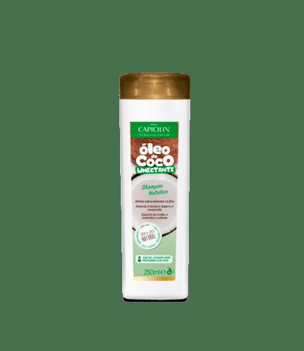 Óleo De Coco Shampoo