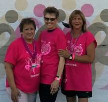 Tribute Speakers: Kathy Miller, Sandi Spivey, Lynne Daniels