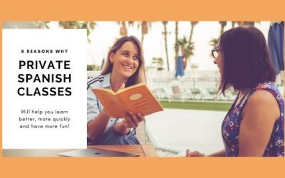 8 reasons for private Spanish classes