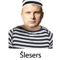 Ja Šleseram nebūtu ko slēpt, viņš būtu pats KNAB atvēris durvis jau vakar. Demokrātijas defekts Latvijā - oligarhu muskuļi pret tiesu.