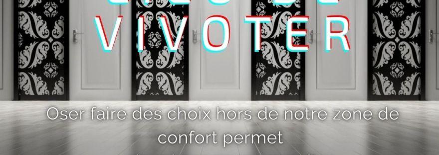 faire des choix au lieu de vivoter, image de portes