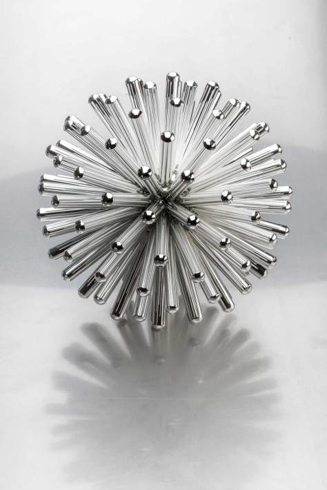 Silver Spark / ∅ 29 cm / 2015 / collection privée
