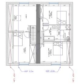 Etage supplémentaire plans R+1