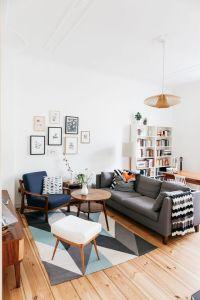 Salon 5 astuces pour agrandir une pièce