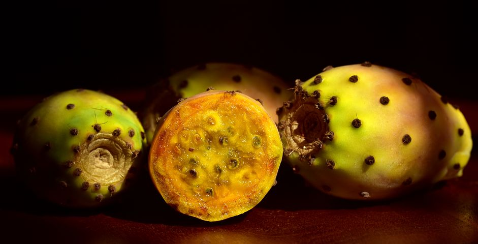 Barbary fig oil