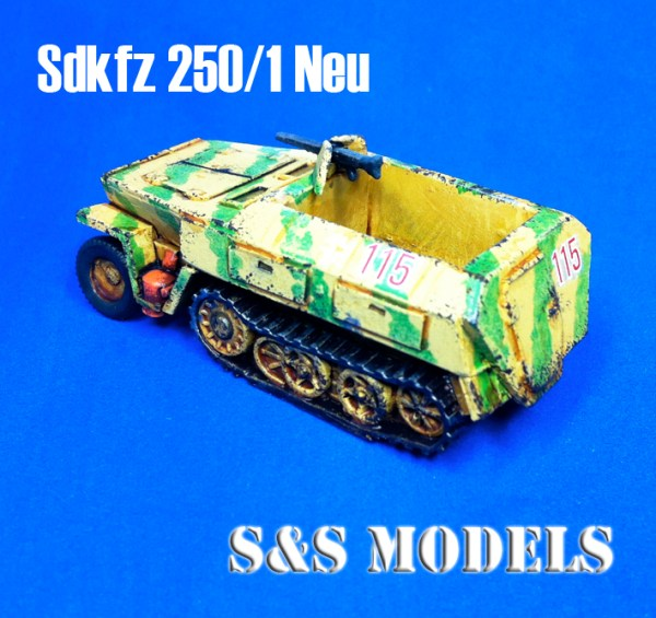 German sdkfz 250/1 neu h/track