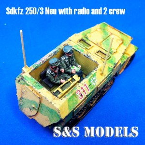 WW2 20mm Axis vehicles & guns