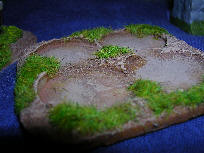 Penny bases pack of 5 (5, 6, 7 or 8 hole)
