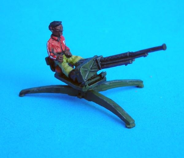 African single barreled a/a gunner