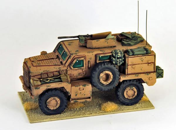 Cougar 4 MRAP
