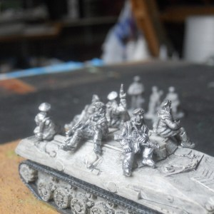 Russian VDV BMD riders pack of 6