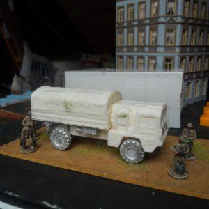 Man kat 1 4x4gs truck