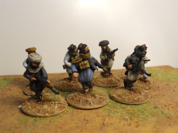 Afghan Mujahideen or Taliban pack of 10