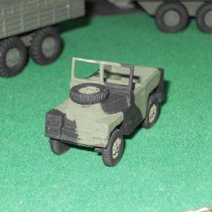 Light weight Land rover 4x4