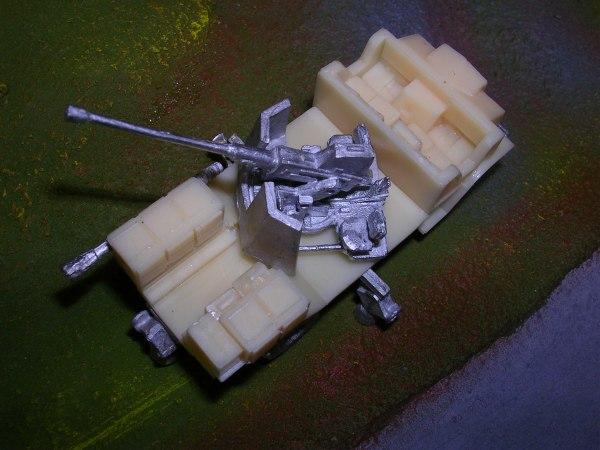 CMP C60B sp 40mm bofors a/a gun