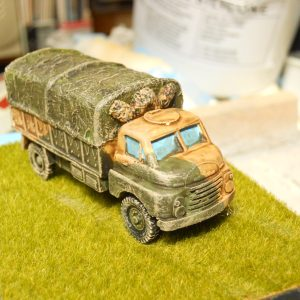 Bedford RL 4x4 gs truck