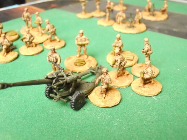 Beret/Russian artillery crew pack of 6