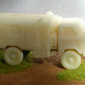 Gaz 66 office truck